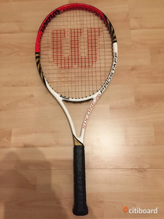 Tennisracket - Wilson Pro Staff Six One 26 Borgholm