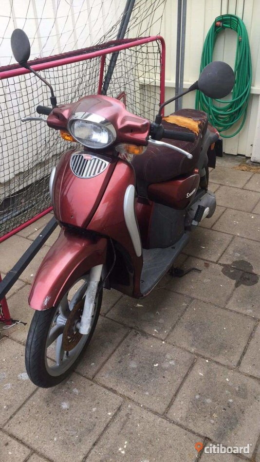 Moped Laholm