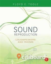Sound Reproduction - Loudspeakers and Rooms Övrigt Göteborg
