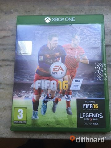 Fifa 16 xbox one  Norrköping