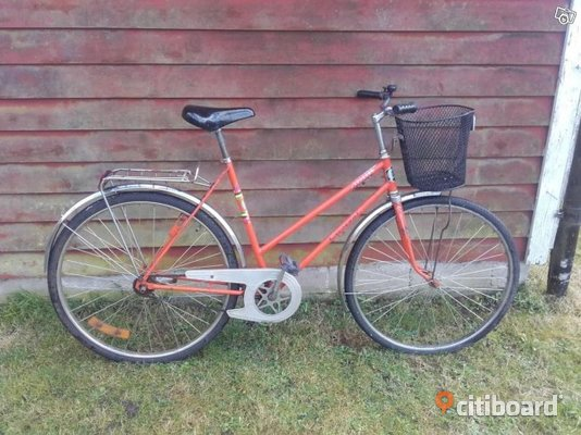 "27"" Cresent damcykel Hörby"