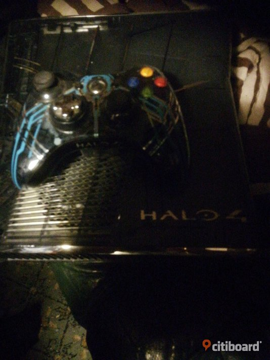 Xbox 360 Halo 4 limited edition Herrljunga