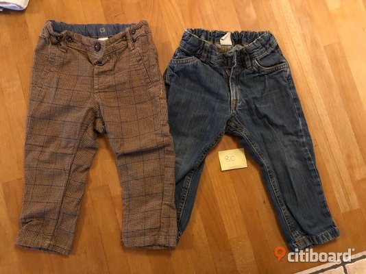 Jeans & shorts 80