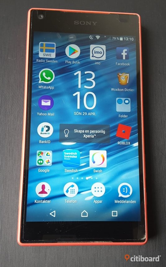 Sony Xperia Z5 Compact 32 GB Stockholm