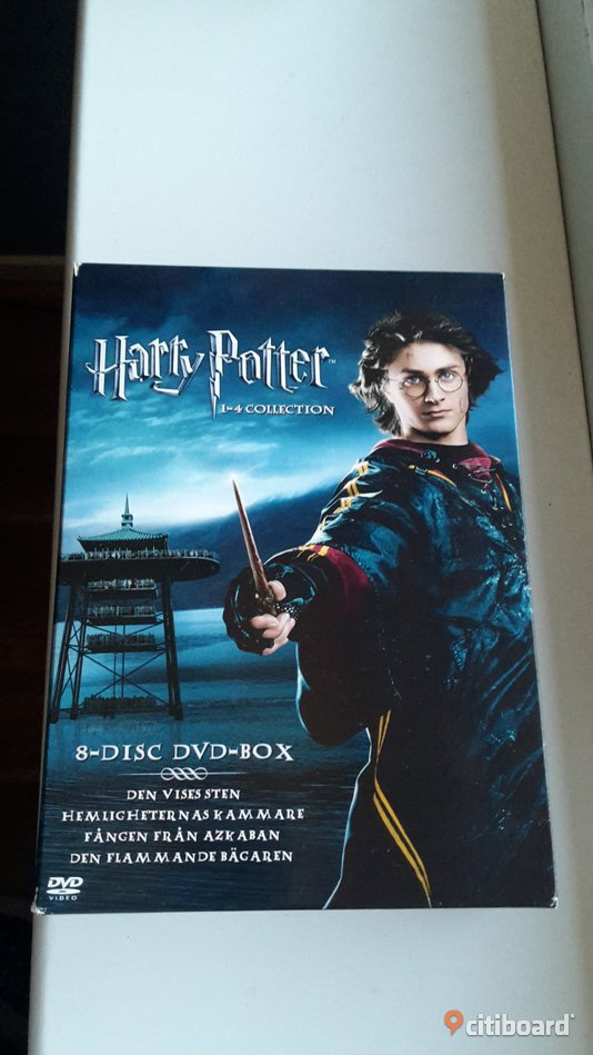 Harry Potter  DVD - BOX Trelleborg