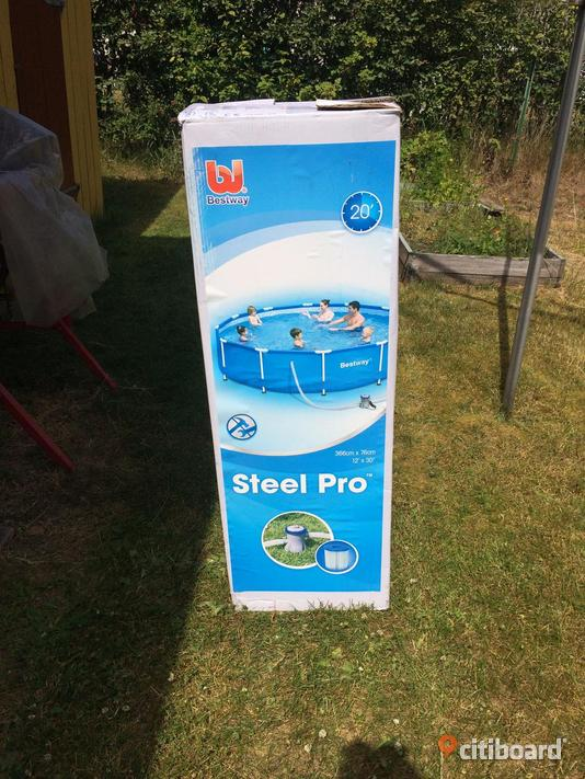 bestway steel pro pool instructions