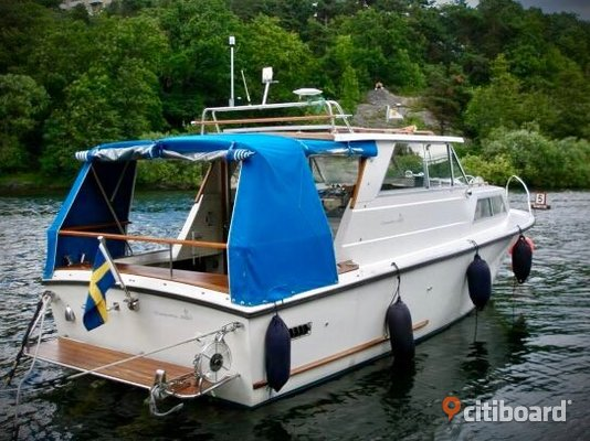 Cleopatra 850 family cruiser Stockholm
