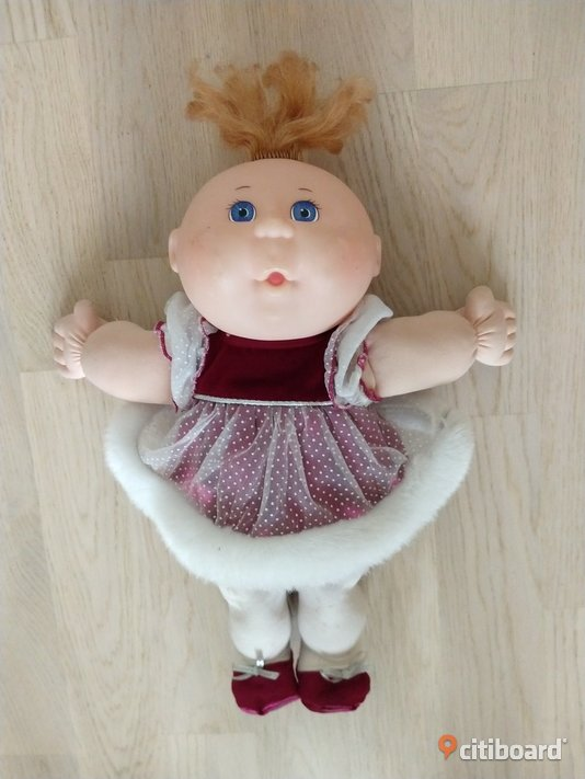 Cabbage Patch Doll! Stockholm