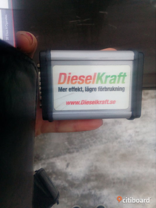 Diesel trim och effekt box Gislaved