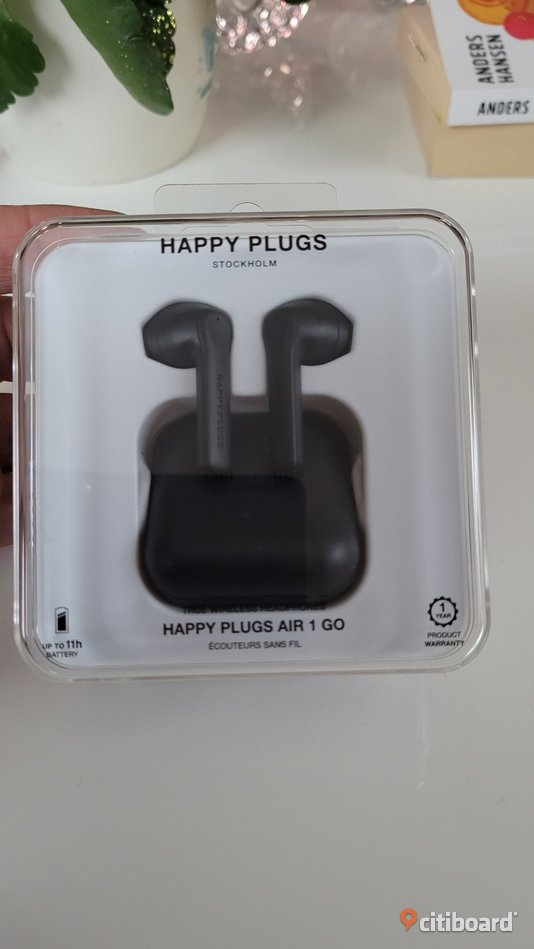HAPPY PLUGS  AIR 1 GO Halmstad Sälj