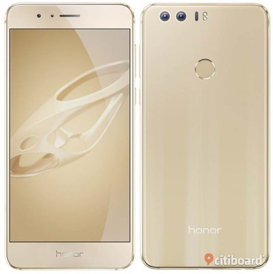 Huawei honor 8 64gb Gold Umeå