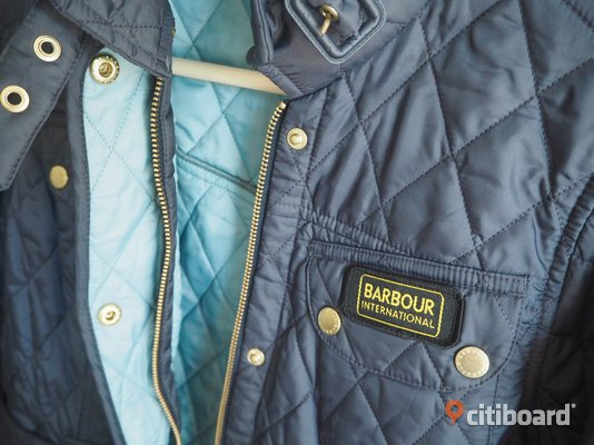 Barbour international quilt  32-34 (XS) Järfälla