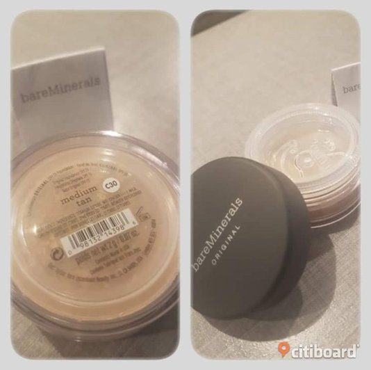 BAREMINERALS original SPF 15 foundation 2g Medium Tan Västra Götaland Borås / Mark / Bollebygd Sälj