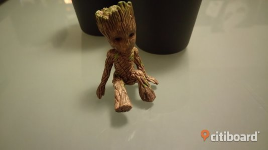 Guardians of The Galaxy Groot figur Hobby & Samlarprylar Kungälv