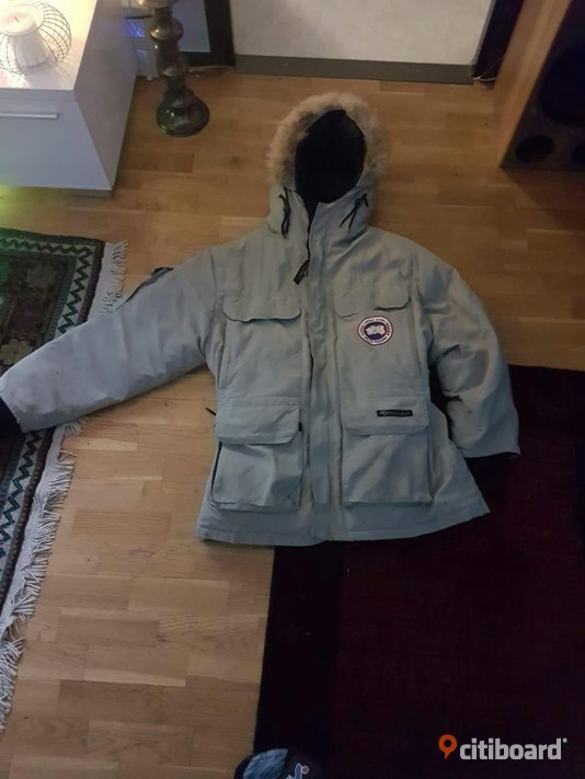 Canada Goose Expedition St. M 48-50 (M) Mode Sundsvall