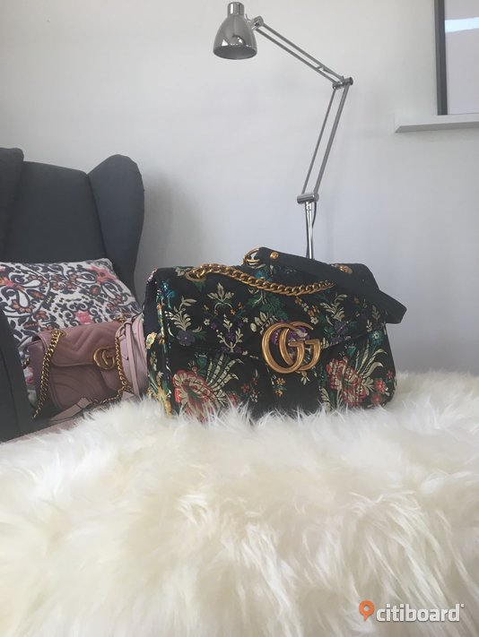 Gucci marmont flower Kungsbacka