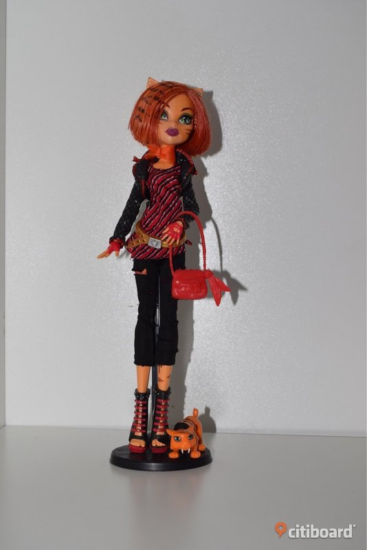 Monster High Toralei exklusiv docka