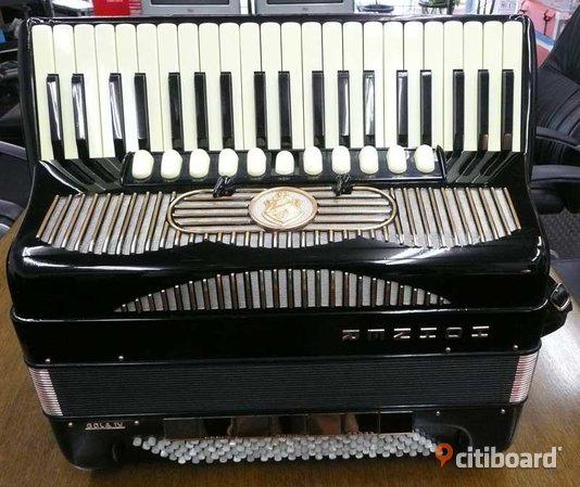 Hohner Gola 414 Accordion 1964-----6000Euro Musikinstrument Karlshamn