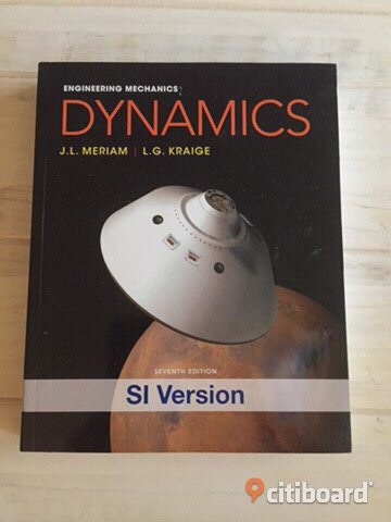 Engineering mechanics (Dynamics)