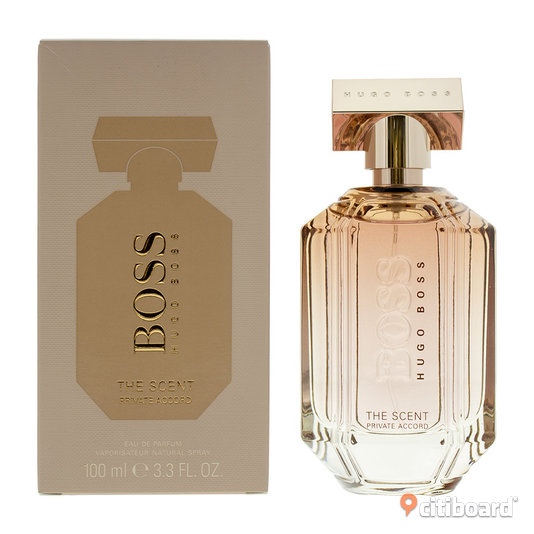 HUGO BOSS  The Scent Private Accord for Her, EdP 100ml Göteborg