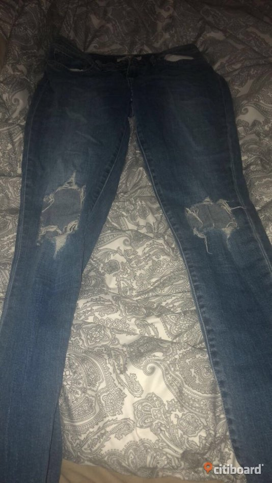 LEVIS JEANS 36-38 (S) Sundsvall