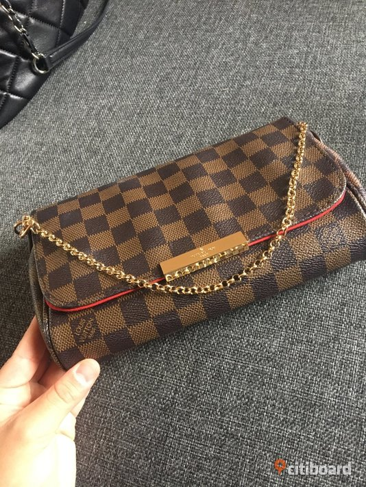Vuitton väska ny Mode Botkyrka