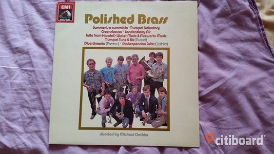 LP ; Polished Brass