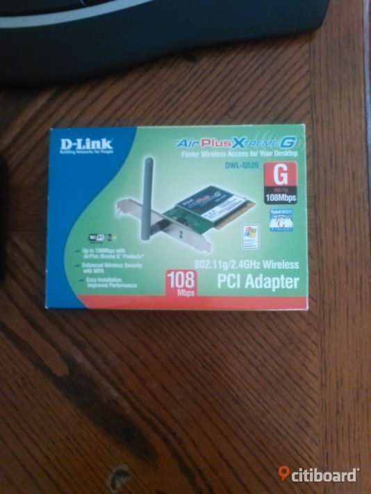 D-Link airplus extreme plus Falköping