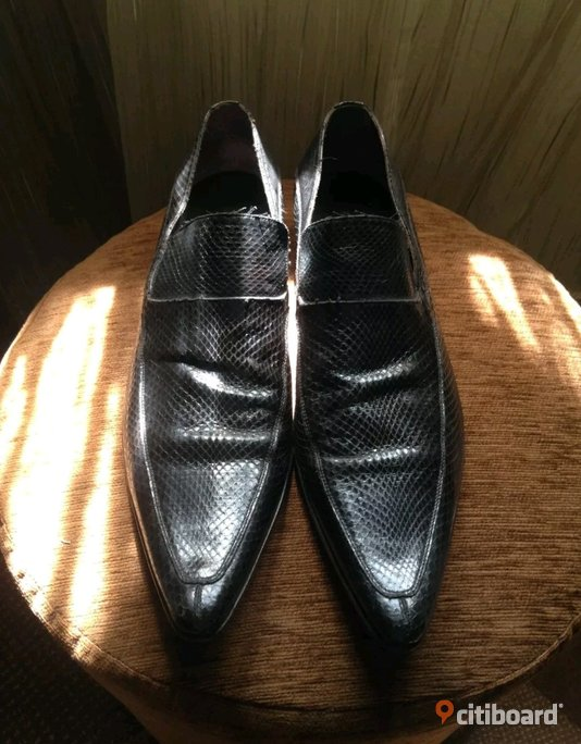 Dolce & Gabbana leather shoes 43-44 Lidköping