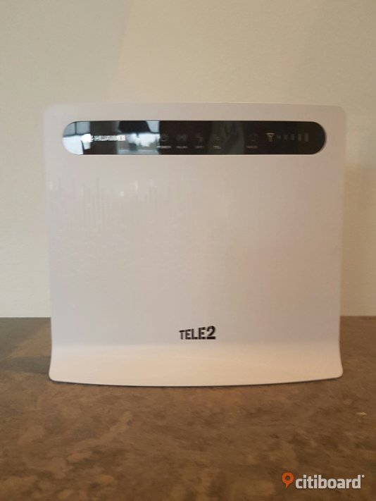 Tele2 4G router