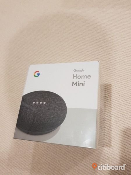 Google Home Mini Solna