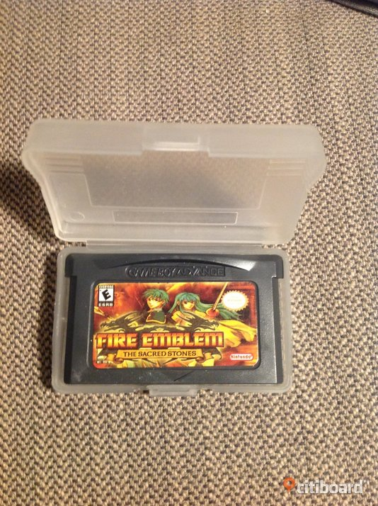 Fire Emblem - The Sacred Stones - GBA Göteborg
