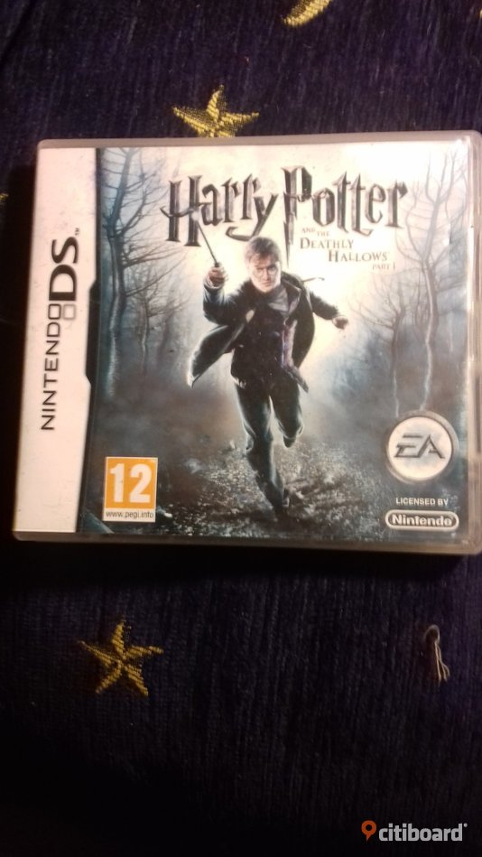 Harry Potter nitendo ds Varberg