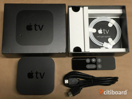 Apple tv gen 4 64gb Gotland