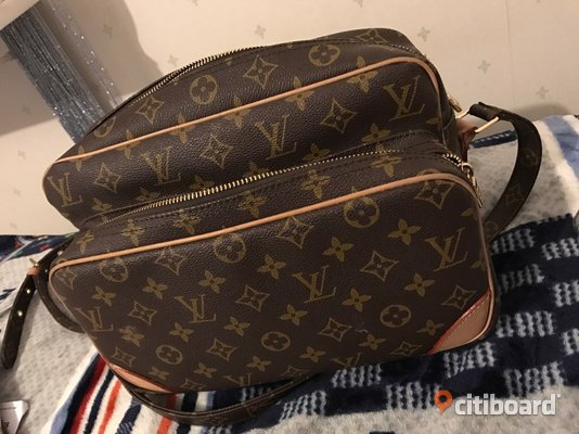 Kopia louis vuitton bag , unisex  Stockholm