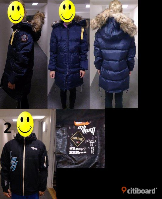 parajumpers long bear storleksguide