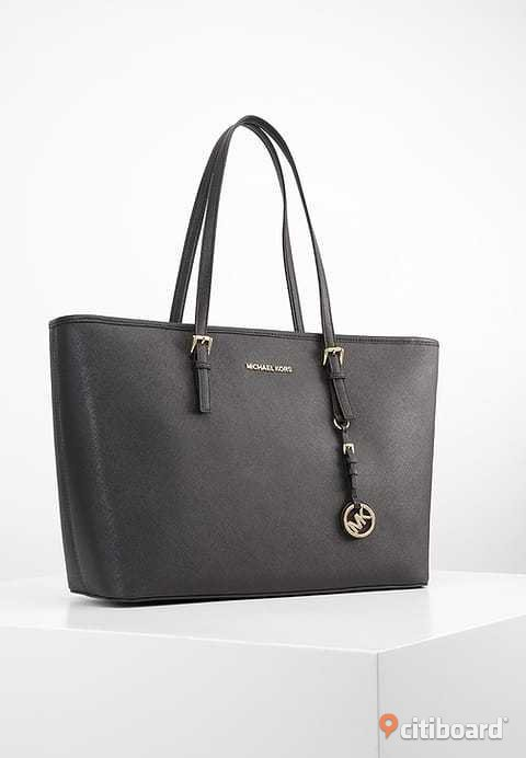 Michael Kors - JET SET travel - medium - black (NY) Göteborg