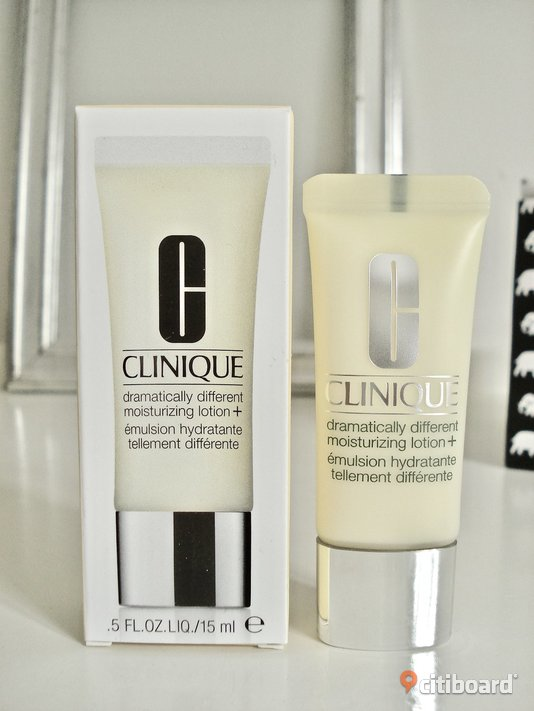 CLINIQUE - Dramatically Different Moisturizing Lotion +! Ny! Malmö