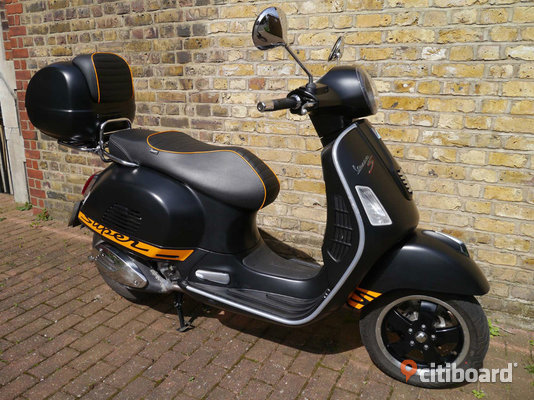 2014 piaggio vespa gts 300 super sport stockholm citiboard. Black Bedroom Furniture Sets. Home Design Ideas