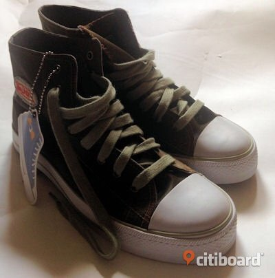 Nya Von Dutch high-top modell 40-41 Vardag & sneakers Lindesberg