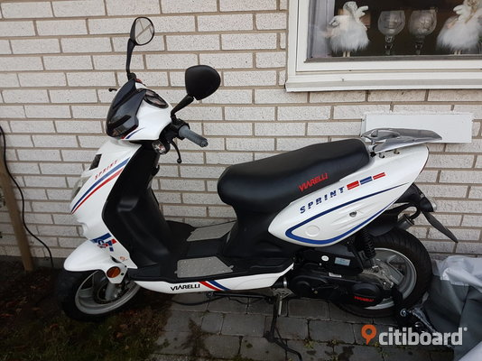 Moped klass 2