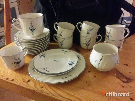 Villeroy&boch 1748 Luxemburg Collection Uppsala Uppsala Sälj