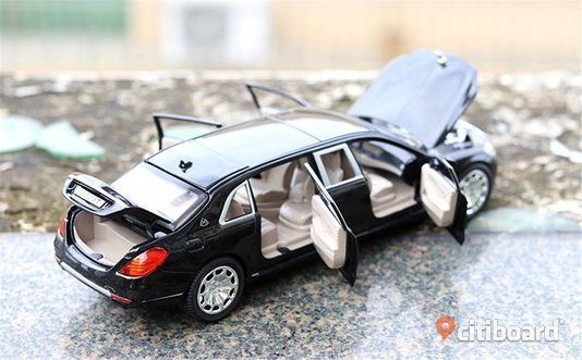 Mercedes-Maybach S600 1/24 Hobby & Samlarprylar Göteborg