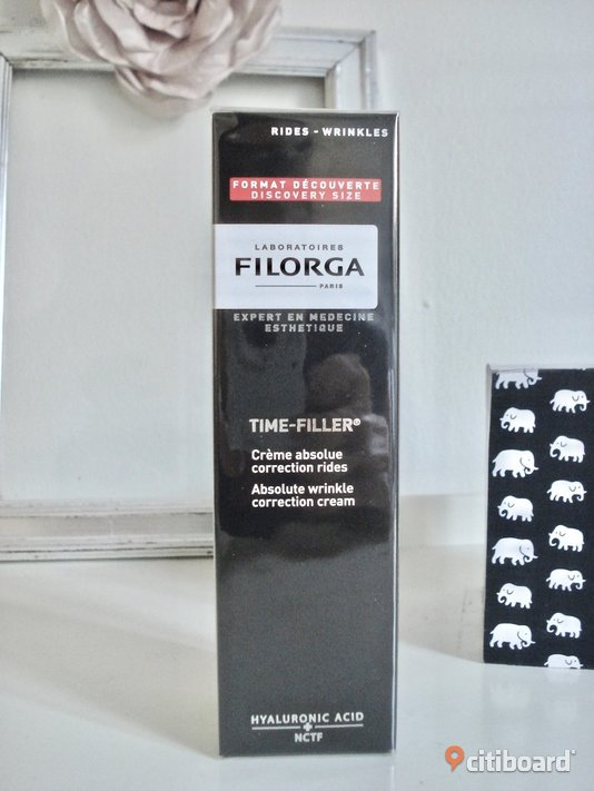 FILORGA - Time Filler Absolute Wrinkles Correction Creme! Värde 435:-! Ny! Malmö