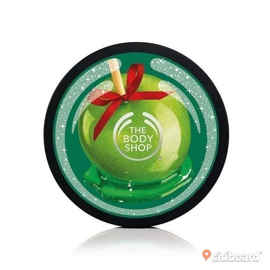 The Body Shop Glazed Apple body butter 200ml Nyköping / Oxelösund
