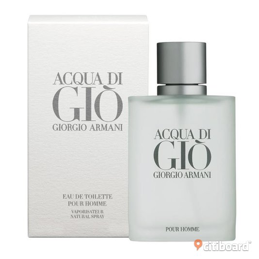 **ARMANI Acqua di Gio Homme, EdT 50ml** Göteborg