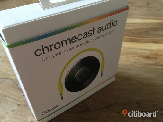 Chromecast audio Tyresö