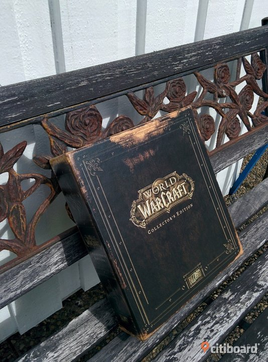World of Warcraft (Vanilla WoW - 2004) - Collector's Edition (1:a utgåvan)