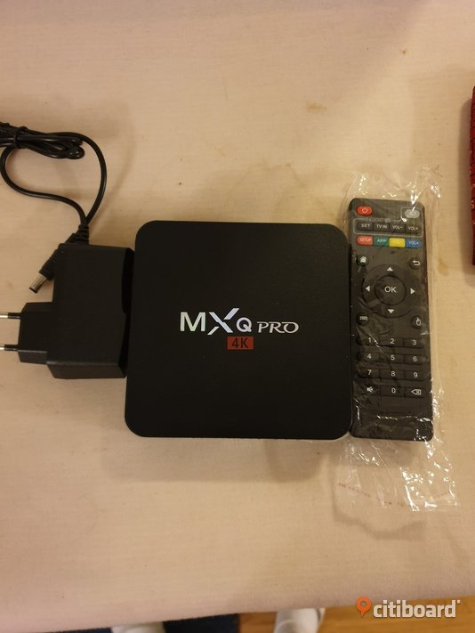 Android tv box Kristianstad