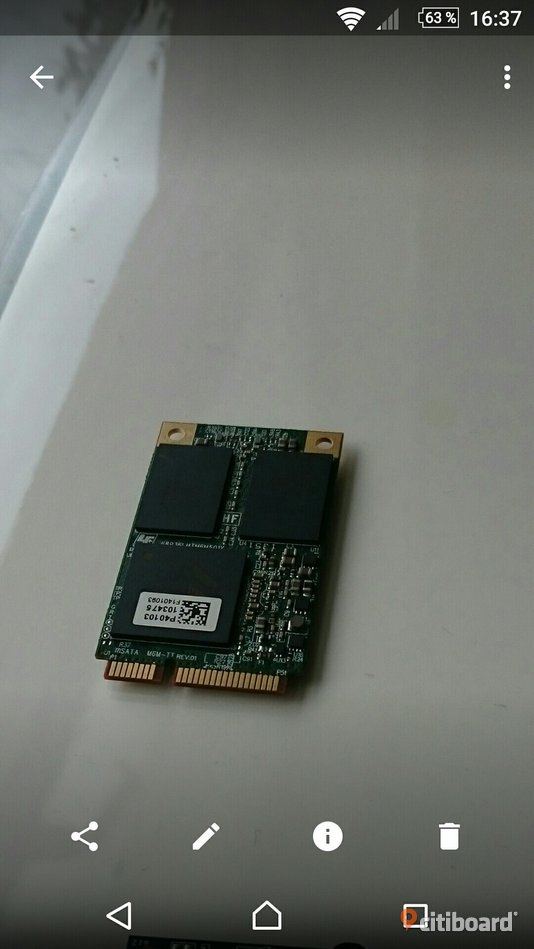 128gb SSD  Elektronik Salem